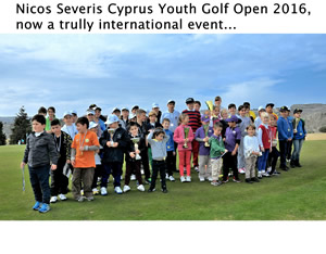 N Severis Cyprus Youth Open 2016